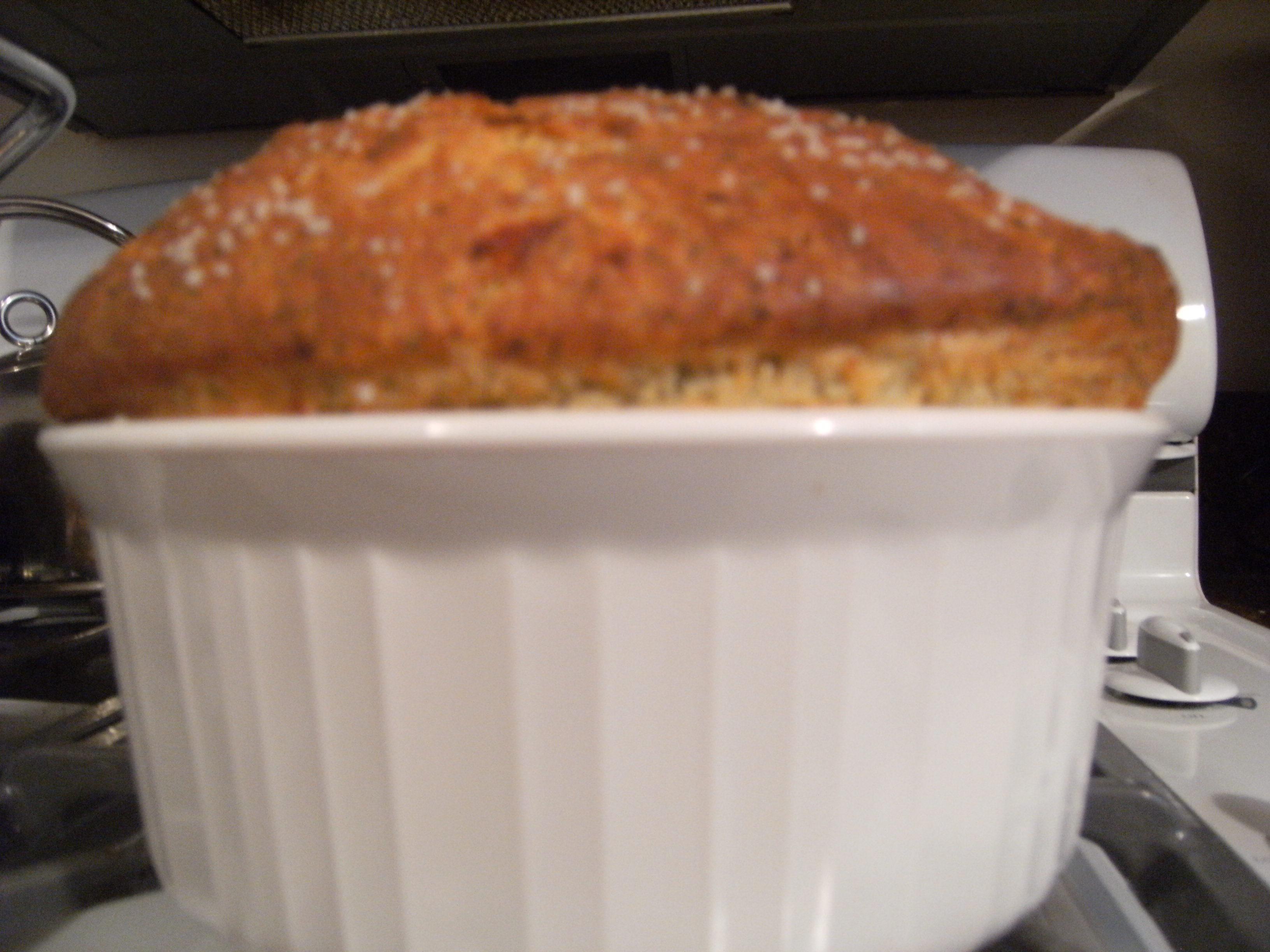 Herbed Batter Bread Recipe — Dishmaps