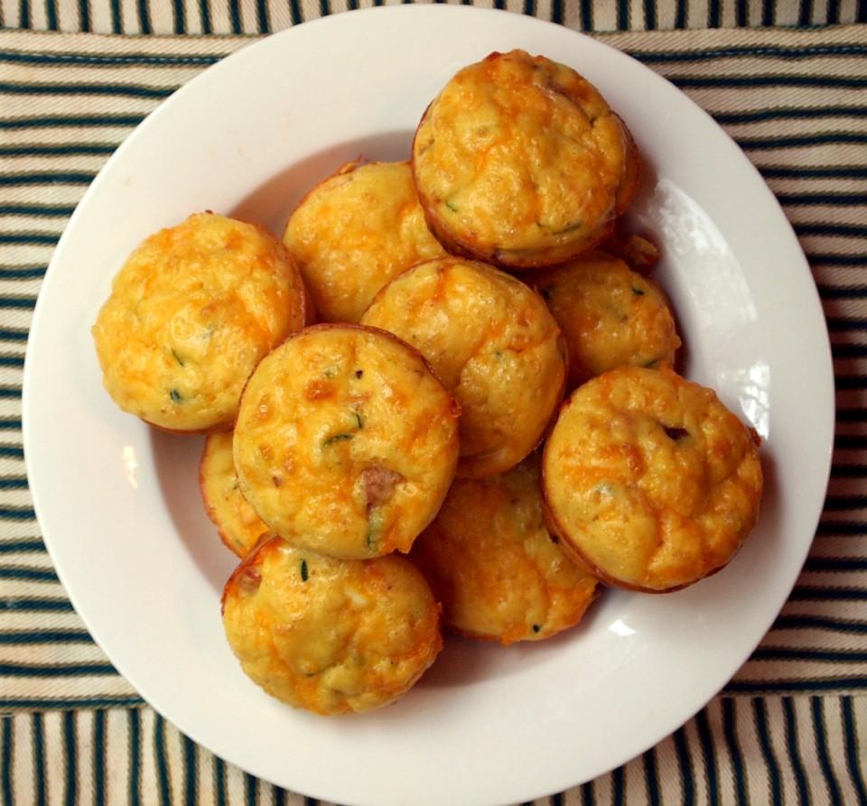 Omelette Muffins | ComfortablyDomestic.com