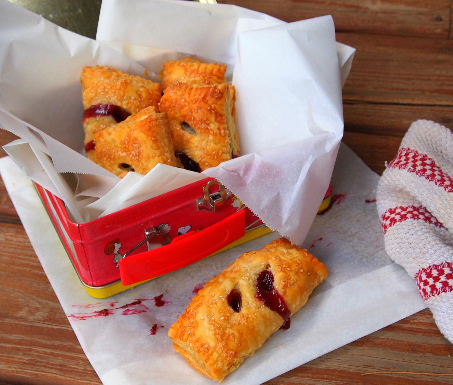 Cherry Hand Pies |ComfortablyDomestic.com