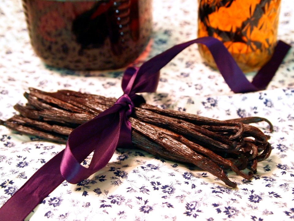 Four Great Things to Make with Whole Vanilla Beans | ComfortablyDomestic.com