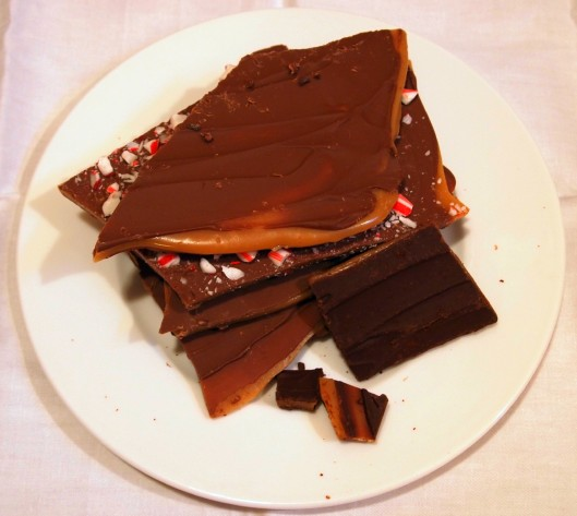 of the moisture in the melted chocolate as it cools, so the chocolate ...