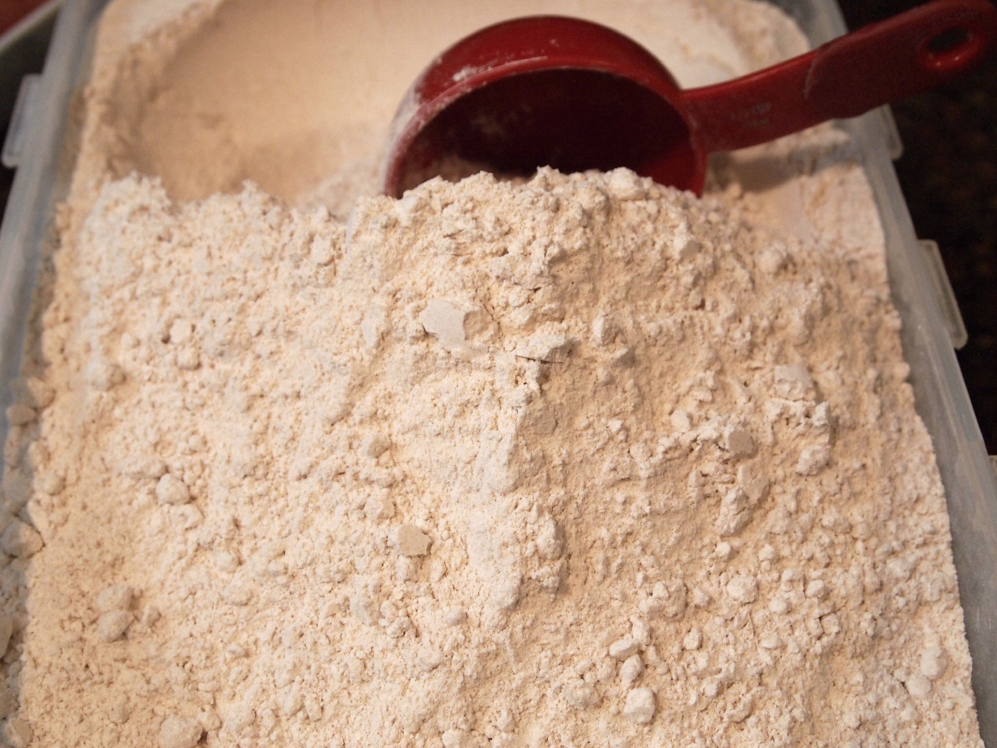 Food Dork Fridays: Flour Power! | Comfortably Domestic