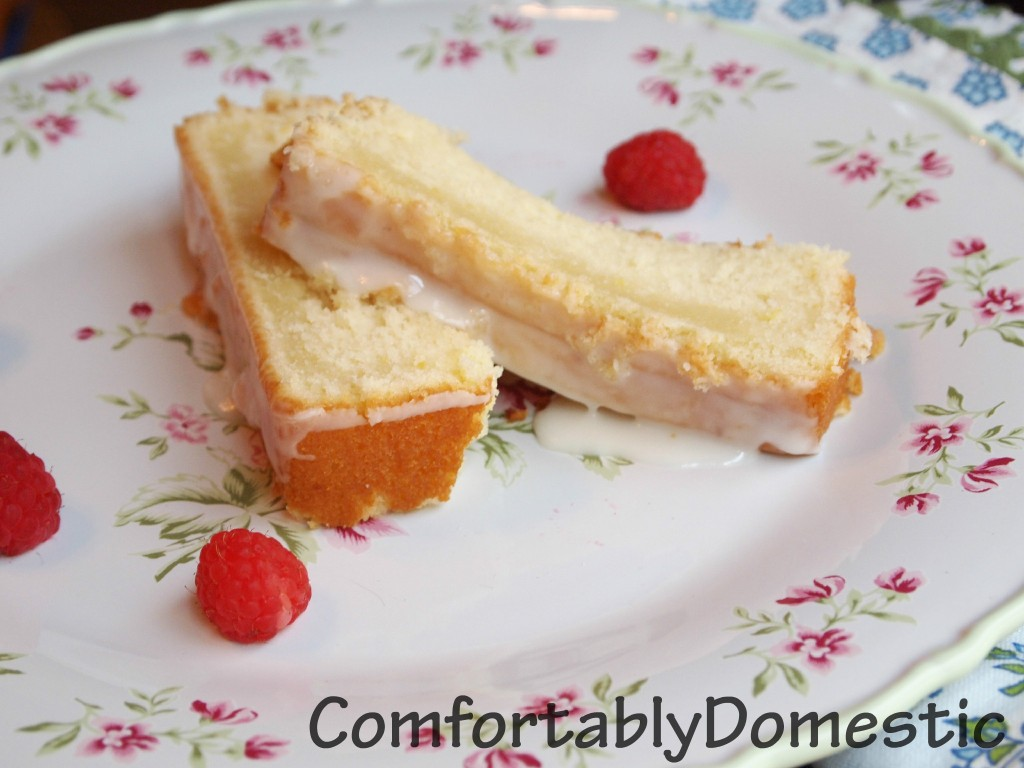 Starbucks Lemon Pound Cake Using Cake Mix
