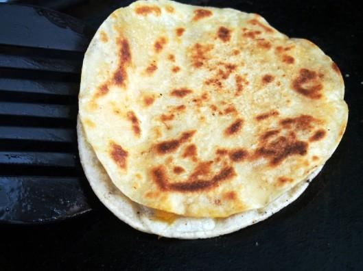 Leftover Remix: Garlic Pork Quesadillas with Mango Salsa   Comfortably ...