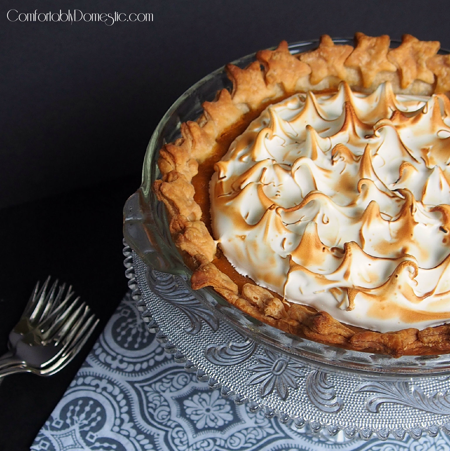 Pie Week Continues with a Little History and a Maple Sweet Potato Pie ...