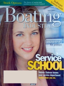 VRZ Boating Industry Cover